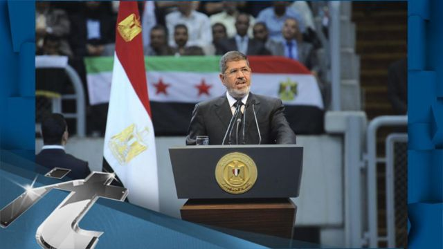 News video: Syria Breaking News: Egypt & Syria: The Tie That Binds No More